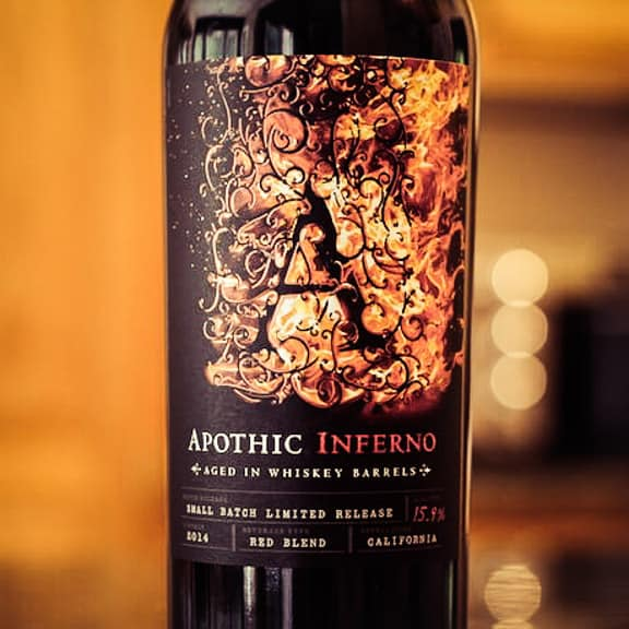 Apothic Inferno - Red Wine Blend