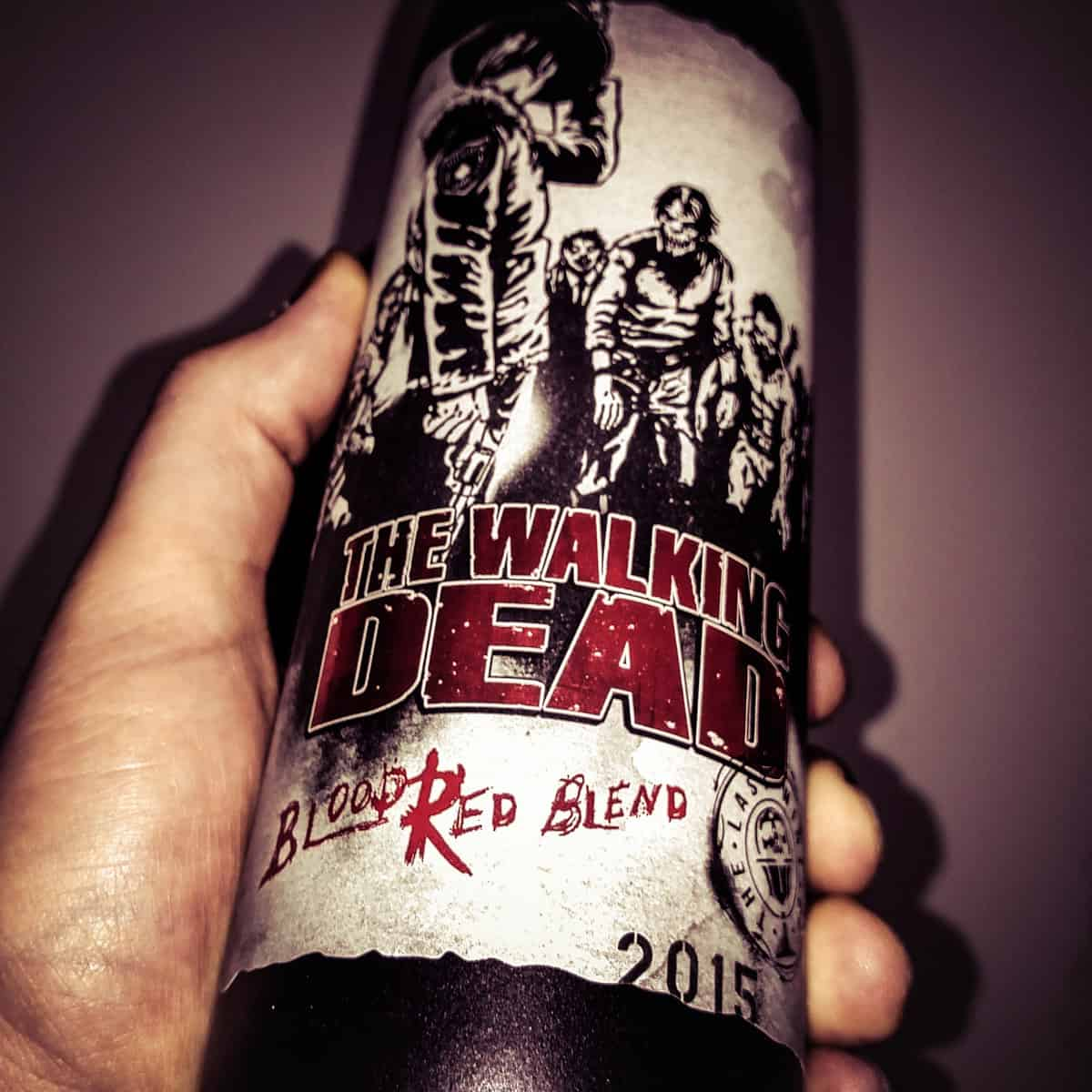 The Walking Dead - Gothic Wine